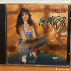 CDs de Música: CD THALIA EN EXTASIS ALBUM 1995 1996 ESPAÑA SINGLE LP PIEL MORENA MARIA LA DEL BARRIO TIMBIRICHE. Lote 189793047