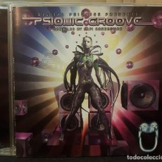 CDs de Música: SAFI CONNECTION - PSIONIC GROOVE *CD. Lote 189793500