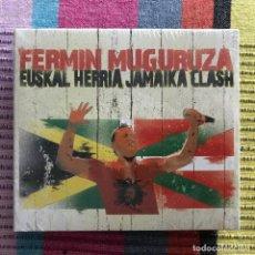 CDs de Música: FERMÍN MUGURUZA - EUSKAL HERRIA JAMAIKA CLASH - CD TALKA 2006 NUEVO. Lote 189810618