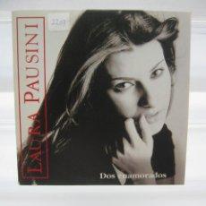 CDs de Música: LAURA PAUSINI CD SINGLE PROMOCIONAL DOS ENAMORADOS.ESPAÑA 1995. Lote 189814818