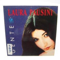 CDs de Música: LAURA PAUSINI. GENTE (PROMO CD SINGLE 1995). Lote 189815623