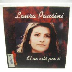 CDs de Música: LAURA PAUSINI. EL NO ESTA POR TI (PROMO CD SINGLE 1994). Lote 189815761