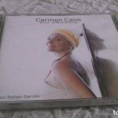 CDs de Música: CD Y DVD - CARMEN CANO - SUI GÉNERIS -CON RAFAEL GARCÉS -2012. Lote 189877217