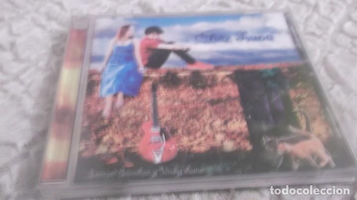 CD - ISMAEL SÁNCHEZ Y VICKY LUNA - CHEZ LUNA - 2011 (Música - CD's Pop)