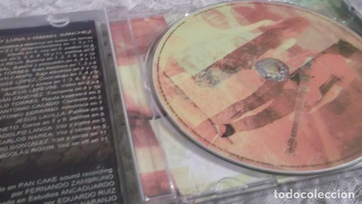 CDs de Música: CD - ISMAEL SÁNCHEZ Y VICKY LUNA - CHEZ LUNA - 2011 - Foto 2 - 189878661