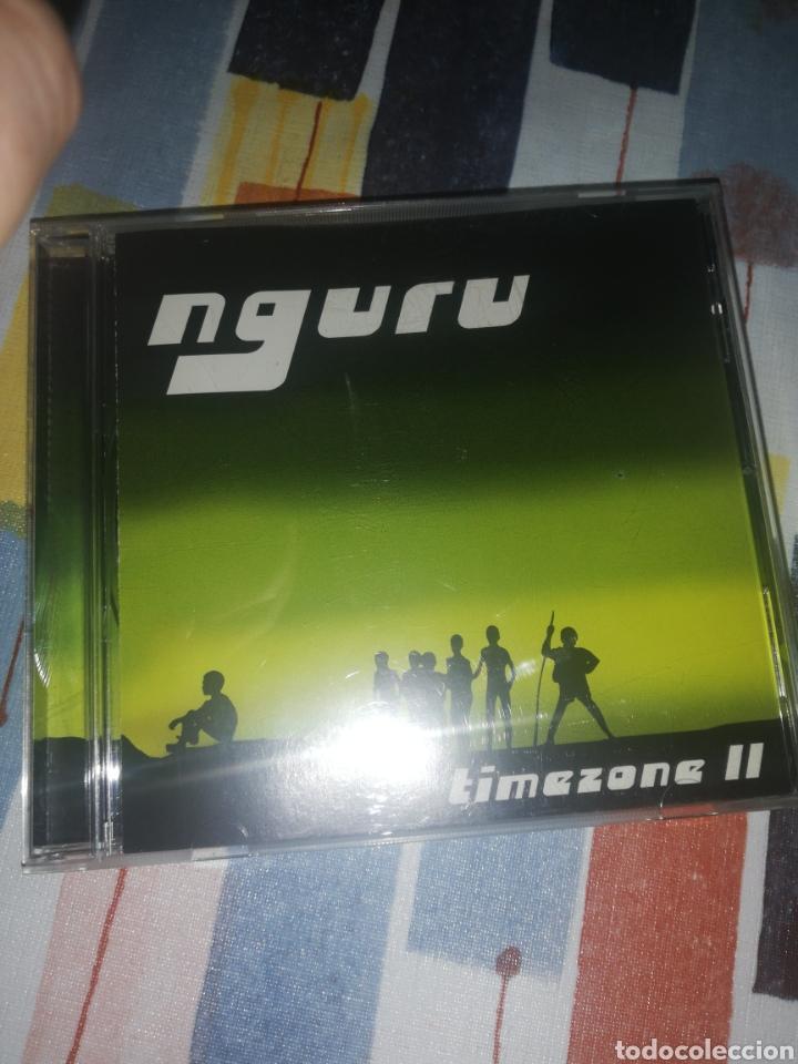 NGURU / CD / TIMEZONE II / REGGAE SKA SUIZA (Música - CD's Reggae)