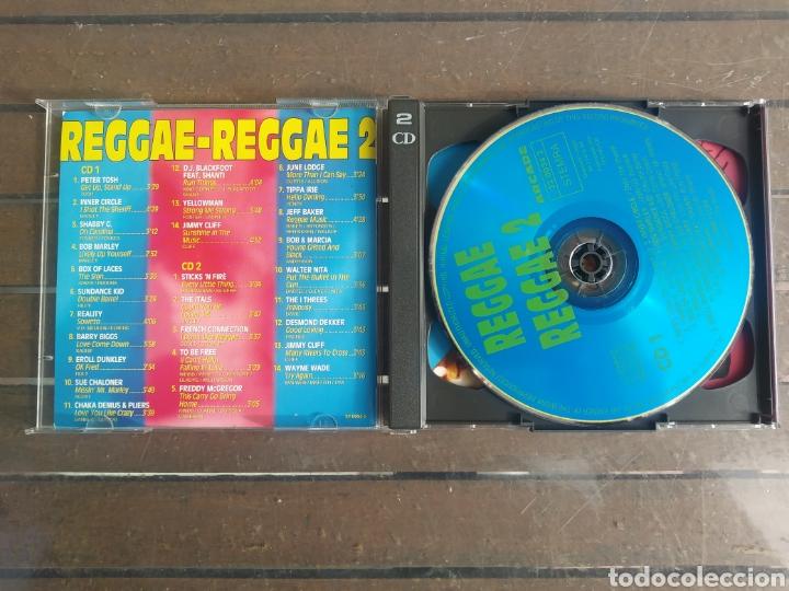 CDs de Música: REGGAE_REGGAE 2 CD - Foto 2 - 189931042