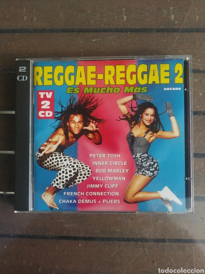 CDs de Música: REGGAE_REGGAE 2 CD - Foto 3 - 189931042