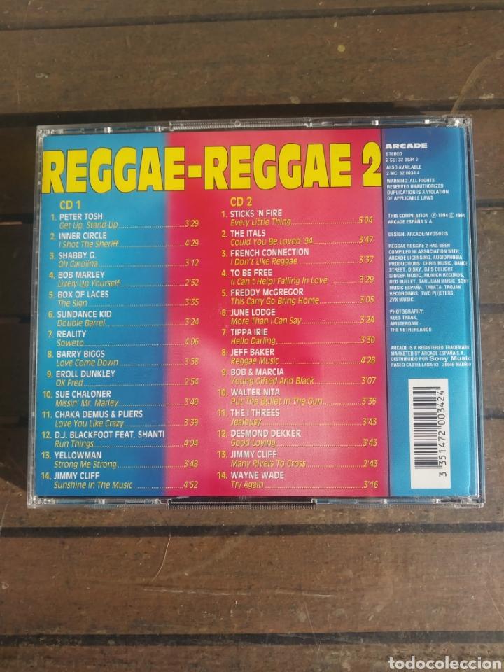 CDs de Música: REGGAE_REGGAE 2 CD - Foto 4 - 189931042