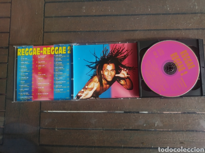 REGGAE_REGGAE 2 CD (Música - CD's Reggae)