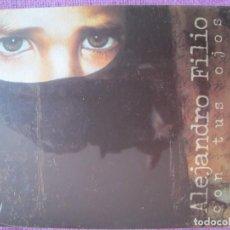 CDs de Música: ALEJANDRO FILIO - CON TUS OJOS (CD DIGIPACK, URBAN COLORS MUSIC 2002, PRECINTADO). Lote 189950060