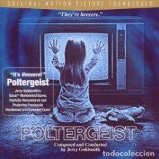 CDs de Música: POLTERGEIST DESCATALOGADA. Lote 189960423