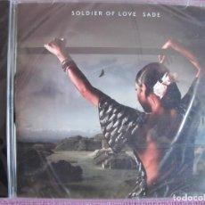 CDs de Música: SADE - SOLDIER OF LOVE (CD, SONY MUSIC 2010, PRECINTADO). Lote 221747396
