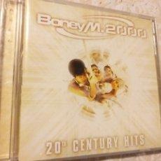 CDs de Música: BONEY M. 2000 20TH CENTURY HITS. Lote 189964645