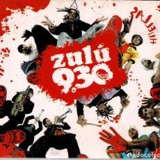 CDs de Música: ZULU 9.30 - HUELLAS / CD DIGIPACK DE 2008 RF-3764 , PERFECTO ESTADO. Lote 189967232