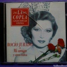 CDs de Música: ROCÍO JURADO - LA COPLA. MI AMIGO Y OTROS ÉXITOS. Lote 189971528