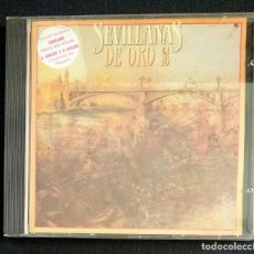 CDs de Música: CD 1989 SEVILLANAS DE ORO VOL. 18. Lote 189999918