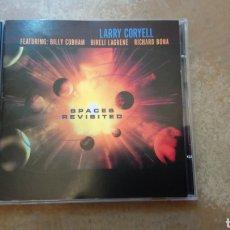CDs de Música: LARRY CORYELL–SPACES REVISITED . CD BUEN ESTADO. JAZZ. Lote 190012986