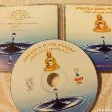 CDs de Música: MUSICA PARA VIAJAR CHILL OUT EXPERIENCE. Lote 190021895
