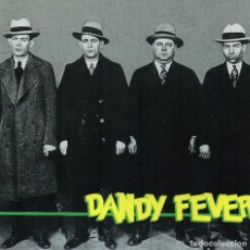 CDs de Música: DANDY FEVER. GRUPO GALLEGO. SKA. REGGAE. FORMADA EN 2002. CD. GALICIA.. Lote 190052316