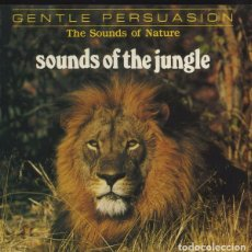 CDs de Música: THE SOUNDS OF NATURE: SOUNDS OF THE JUNGLE. Lote 190074156