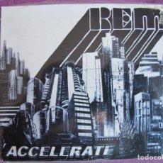 CDs de Música: REM - ACCELERATE (CD DIGIPACK, WARNER BROS 2008, PRECINTADO). Lote 244486205