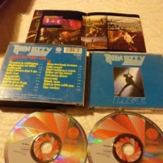 CDs de Música: THIN LIZZY LIVE DOBLE CD. Lote 190088760