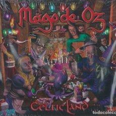 CDs de Música: MAGO DE OZ (CELTIC LAND) 2 CD+BOOK,BOX 2013-WARCRY-SAUROM-AVALANCH-ZENOBIA-ASHRA *NUEVO*. Lote 190089422