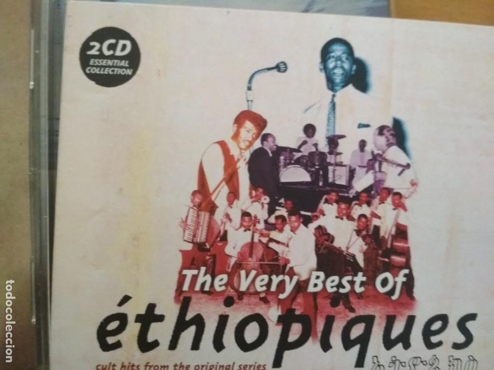 ETHIOPIQUES THE VERT BEST OF 2XCDS (Música - CD's Jazz, Blues, Soul y Gospel)