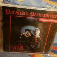 CDs de Música: PARÁLISIS PERMANENTE . EL ACTO + SINGLES + MAQUETAS. Lote 190100976
