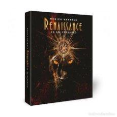 CDs de Música: 3CD MONICA NARANJO RENAISSANCE 25 ANIVERSARIO NUEVO DESATAME SOBREVIVIRE. Lote 190135427