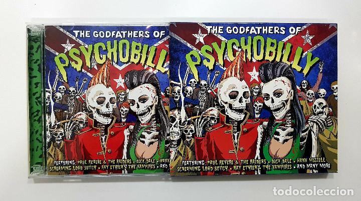 CDs de Música: The Godfathers Of Psychobilly (2 x cd. Not Now.2012) Link Wray,Dick Dale,Sonics,Screaming Lord Sutch - Foto 7 - 190165517