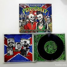 CDs de Música: THE GODFATHERS OF PSYCHOBILLY (2 X CD. NOT NOW.2012) LINK WRAY,DICK DALE,SONICS,SCREAMING LORD SUTCH. Lote 190165517