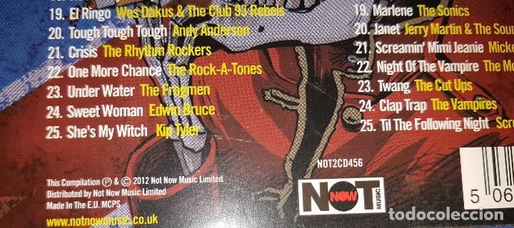 CDs de Música: The Godfathers Of Psychobilly (2 x cd. Not Now.2012) Link Wray,Dick Dale,Sonics,Screaming Lord Sutch - Foto 6 - 190165517
