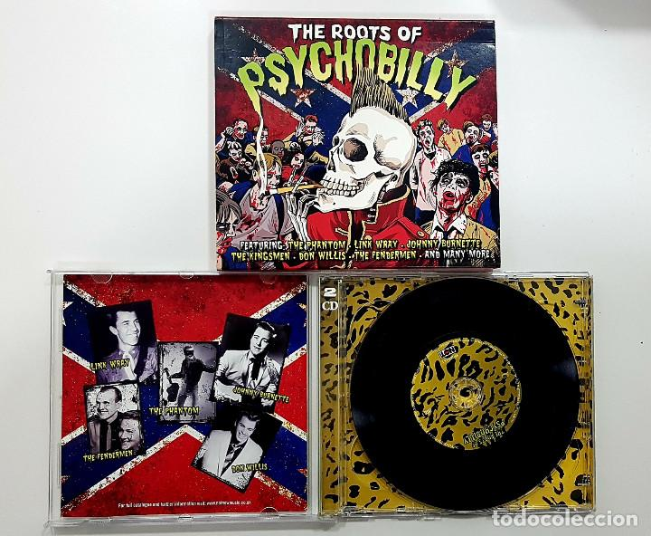 THE ROOTS OF PSYCHOBILLY (2 X CD. NOT NOW.2012) PHANTOM,DICK DALE,LINK WRAY, JOHNNY BURNETTE (Música - CD's Rock)
