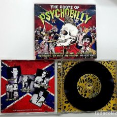 CDs de Música: THE ROOTS OF PSYCHOBILLY (2 X CD. NOT NOW.2012) PHANTOM,DICK DALE,LINK WRAY, JOHNNY BURNETTE. Lote 190165821