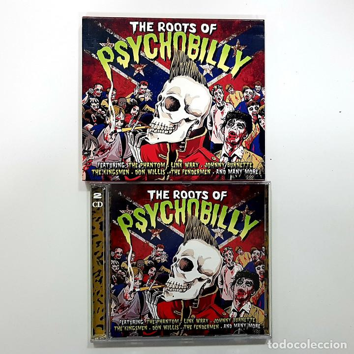 CDs de Música: The Roots Of Psychobilly (2 x cd. Not Now.2012) Phantom,Dick Dale,Link Wray, Johnny Burnette - Foto 4 - 190165821