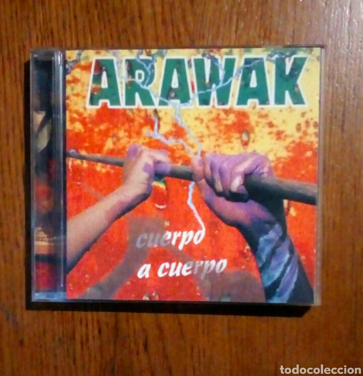 ARAWAK - CUERPO A CUERPO, OIHUKA, 1997. EUSKAL HERRIA. (Música - CD's Reggae)