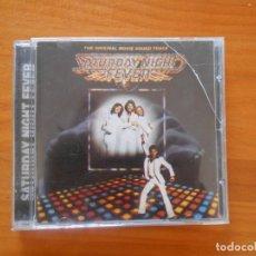 CDs de Musique: CD SATURDAY NIGHT FEVER - THE ORIGINAL MOVIE SOUNDTRACK (5F4). Lote 190219498