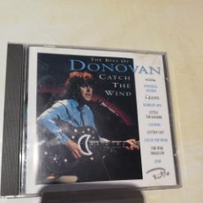 CDs de Música: THE BEST OF DONOVAN-CATCH THE WIND. Lote 190230727