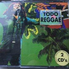 CDs de Música: TODO REGGAE (2CD, ALBUM) (D:NM/C:NM). Lote 190240247