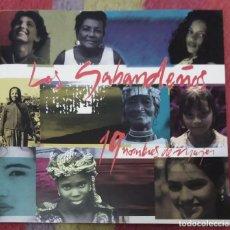 CDs de Música: LOS SABANDEÑOS (19 NOMBRES DE MUJER) CD 1998. Lote 190302077
