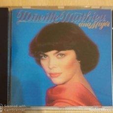CDs de Música: MIREILLE MATHIEU (UNA MUJER) CD 1991. Lote 190302402