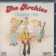 CDs de Música: THE ARCHIES - GREATEST HITS - CD. Lote 190341001