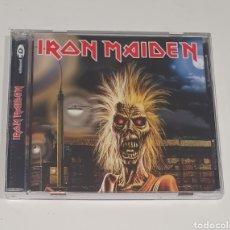 CDs de Música: IRON MAIDEN / CD ENHANCED/REMASTERIZADO 1998 / IRON MAIDEN. Lote 190343751