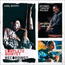 CDs de Música: EARL BOSTIC COMPLETE QUINTET RECORDINGS CD JAZZ . Lote 190361040