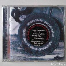 CDs de Música: BRYAN ADAMS. SO FAR SO GOOD. Lote 190362790