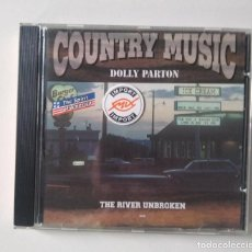 CDs de Música: DOLLY PARTON. THE RIVER UNBROKEN. Lote 190365786