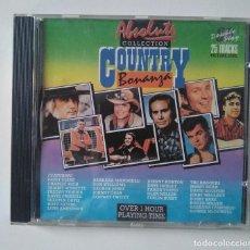 CDs de Música: ABSOLUTE COLLECTION. COUNTRY BONANZA. Lote 190371042