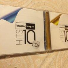 CDs de Música: BLANCO Y NEGRO HITS 10. Lote 190382795